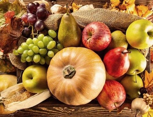 Сезонните плодове и техните свойства