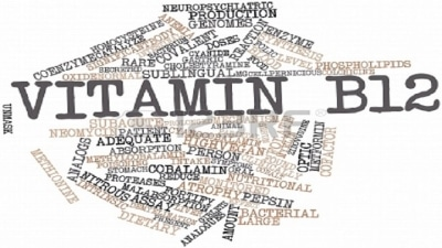 15997009-abstract-word-cloud-for-vitamin-b12-with-related-tags-and-terms1